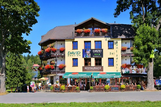 David wellness hotel, Harrachov - Hotel